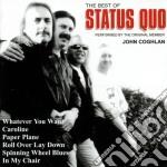 Status Quo - Performed By The Or. Member J.Coghlan cd musicale di Status Quo