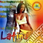 La noche latina cd musicale di Artisti Vari