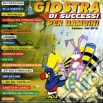 V/a - Giostra Di Successi Per Bambini cd musicale