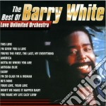 Barry White - The Best Of Barry White cd musicale di Barry White