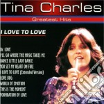Greatest hits cd musicale di Tina Charles