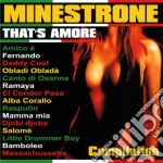 Minestrone Compilation cd musicale