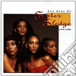 Sister Sledge - The Best Of Sister Sledge cd musicale di Sledge Sister
