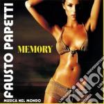 Papetti, Fausto - Memory cd musicale di Fausto Papetti