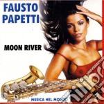 Moon river cd musicale di Fausto Papetti