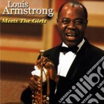 Meets the girls cd musicale di Louis Armstrong