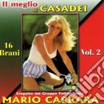 Casadei - Il Meglio Vol. 2 Eseguite DaM. Carrara cd musicale