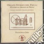 ORGANI STORICI DEL FRIULI cd musicale