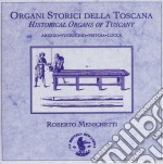 Organi Storici Della Toscana - Historical Organs Of Tuscany cd musicale