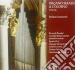 ORGANO SERASSI DI COLORNO (1792-1796) cd musicale