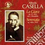 LA GIARA, BALLETTO OP. 41 (1924) - cd musicale di Alfredo Casella