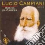 MUSICA DA CAMERA cd musicale di Lucio Campiani