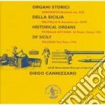 ORGANI STORICI DELLA SICILIA cd musicale