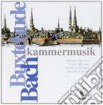 Buxtehude - Bach Kammermusik cd musicale