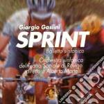 SPRINT - BALLETTO SINFONICO (1998) cd musicale di Giorgio Gaslini