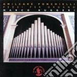 PEZZI PER ORGANO cd musicale di Amilcare Ponchielli