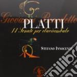 14 SONATE PER CLAVICEMBALO cd musicale di PLATTI GIOVANNI BENE