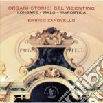 ORGANI STORICI DEL VICENTINO cd musicale