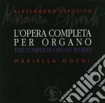 L'OPERA COMPLETA PER ORGANO cd musicale di Alessandro Esposito