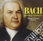 GOLDBERG VARIATIONS cd musicale di Johann Sebastian Bach
