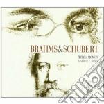 BRAHMS - SCHUBERT cd musicale