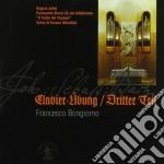 CLAVIER - ?BUNG (DRITTER TEIL) cd musicale di Johann Sebastian Bach