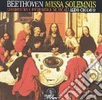 MISSA SOLEMNIS OP.123 cd musicale di Beethoven ludwig van