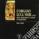 L'ORGANO LUCA NERI (1647) - cd musicale
