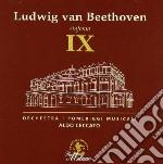 Beethoven Ludwig Van - Sinfonia N.9 Op.125 cd musicale di Beethoven ludwig van