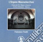 L'ORGANO MAURACHER/ZENI cd musicale