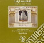 Vecchiotti Luigi - Sinfonie, Sonate, Pastorali Per Organo cd musicale di Luigi Vecchiotti