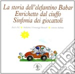 Poulenc Francis - La Storia Dell'elefantino Babar cd musicale di FranÇis Poulenc