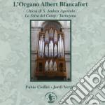 L'organo Albert Blancafort - Organo A 4 Mani cd musicale