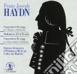 Haydn Franz Joseph - Concerto Do Magg. Per Org, Concerto Lamagg., Sinfonia N. 52 cd musicale di Haydn franz joseph