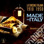 Made In Italy - La Canzone Italiana Perpianoforte Concertante E Orchestra cd musicale