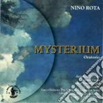 MYSTERIUM, ORATORIO PER SOLI, CORO, CORO cd musicale di Nino Rota