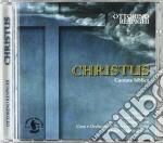 Respighi Ottorino - Christus, Cantata Biblica: Per Soli Coro E Orchestra cd musicale di Ottorino Respighi