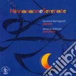 NINNENANNESERENATE cd musicale