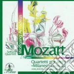 Mozart Wolfgang Amadeus - Quartetti Per Archi K 155-160