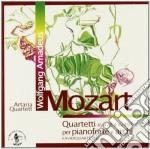 Mozart Wolfgang Amadeus - Quartetto Per Pianoforte E Archi K 478, K 493 cd musicale di Wolfgang Amadeus Mozart