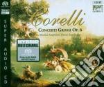 CONCERTI GROSSI OP. 6 (APPROPRIATI ALL'O cd musicale di Arcangelo Corelli