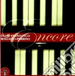 ENCORE (MUSICA PER DUE PIANOFORTI) cd musicale