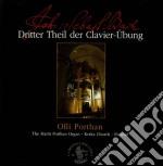 CLAVIER-?BUNG (DRITTER THEIL) cd musicale di Johann Sebastian Bach