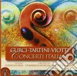 CONCERTI ITALIANI cd musicale