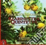 Mozart Wolfgang Amadeus - Quintetto Con Clarinetto K 581 cd musicale di Wolfgang Amadeus Mozart