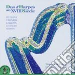 DUO D'HARPES AU XVIII SIÌCLE cd musicale