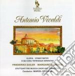 Vivaldi Antonio - Gloria, Stabat Mater, Dixit Dominus cd musicale di Antonio Vivaldi