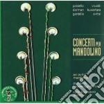 Concerti per mandolino cd musicale