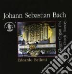 THE GLOGER ORGAN 1764, KONGSBERG (NORVEG cd musicale di Johann Sebastian Bach