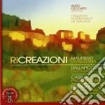 Malipiero Gian Francesco - Vivaldiana cd musicale di MALIPIERO GIAN FRANC
